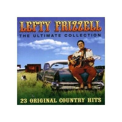 Lefty Frizzell - The Ultimate Collection - Lefty Frizzell CD 0QVG The Cheap Fast