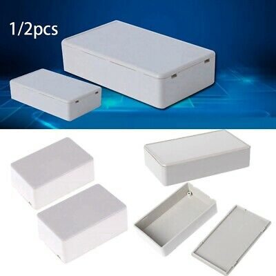 Electronic Project Box Instrument Case Waterproof Cover Project Enclosure Boxes