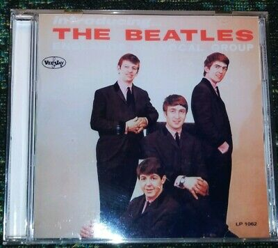 Introducing The Beatles CD in MONO!