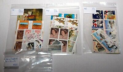 Discount Australian Postage Stamps- 100 X 3 stamps make $1 - Face Value $100 (B)