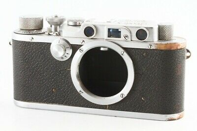 """""""Very RARE"""" Leotax D IV Rangefinder camera """"AS-IS"""" From Japan#1494"""