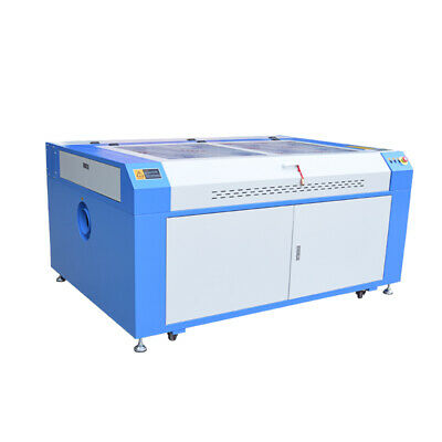130W 1400X900MM CO2 LASER ENGRAVING MACHINE USB WOODING Precision