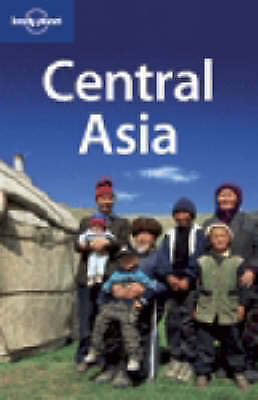 Central Asia (Lonely Planet Multi Country Guides), Mayhew, Bradley, Very Good Bo