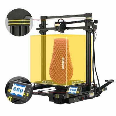 EU ANYCUBIC Chiron FDM Stampante 3D Printer Kit 40x40x45cm support 5 filament