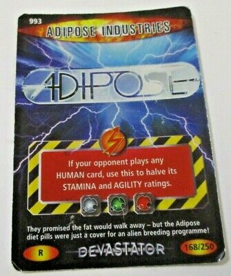 Doctor Who Battles In Time - Adipose Industries Card (993)