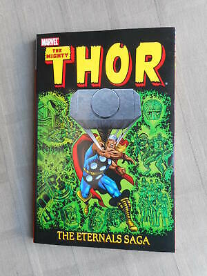 The Mighty Thor: Eternals Saga Volume 2 Tpb Vo Neuf/ Mint