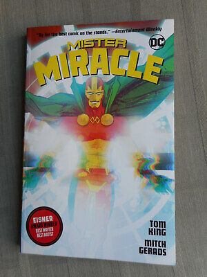 Mister Miracle Maxi Series Tpb Vo Excellent Etat / Neuf / Near Mint / Mint