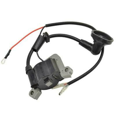 Trimmer Ignition Coil Brush Replacement Metal Plastic Spare Accessories