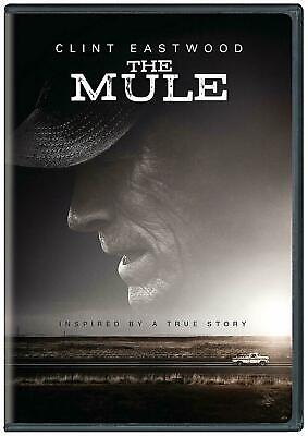 The Mule DVD. New and sealed. Free Delivery.