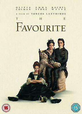 The Favourite DVD. Free Delivery.