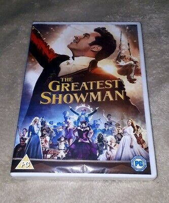 New & SealedThe Greatest Showman (DVD, 2018)