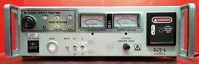 ROD-L M100DC-6.0-5 DC Hipot Test Instrument 20322