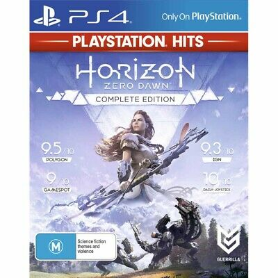 Horizon: Zero Dawn: Complete Edition - PlayStation 4 - BRAND NEW