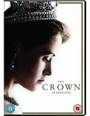 The Crown Complete Season 1  -  Uk Dvd