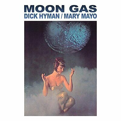 Hyman,Dick / Mayo,Mary-Moon Gas Cd New