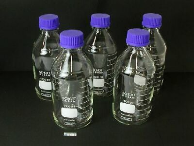 Hplc Reservoir Bottles 1L  -  Shimadzu  -  Pack Of 5