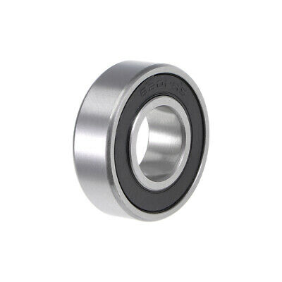 6202-2RS Ball Bearing 15x35x11mm Double Sealed ABEC-3 Bearings