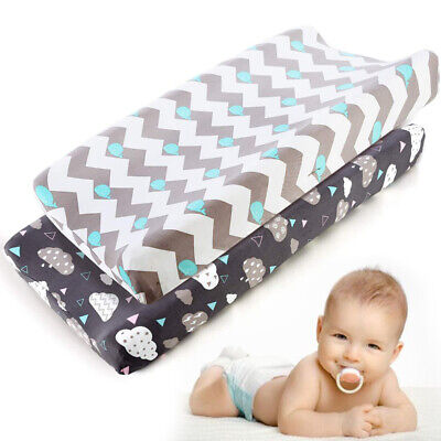 Baby Diaper Breathable Changing Table Pad Cover For Nursery Bedding Sheets fa