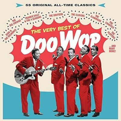 THE VERY BEST Of Doo-Wop: 50 All-Time Classics    2 Cd's