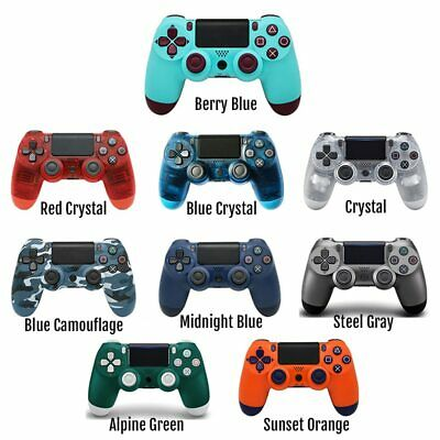 Camouflage Wireless Bluetooth Controller Gamepad Joystick For PS4 PlayStation 4
