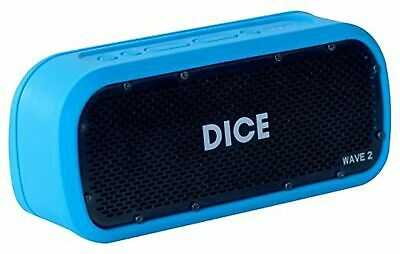 DICE SOUND Wave 2.0 - Waterproof Speaker IPX7 - Mounting Included - GoPro Com...