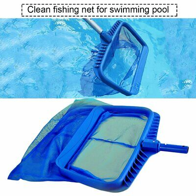 SWIMMING POOL SKIMMER Net Fine Mesh Extra Large Deep-Bag ...