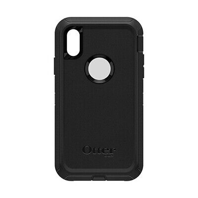 OtterBox Defender iPhone XR Screenless Case Holster Port Covers All Colours PS