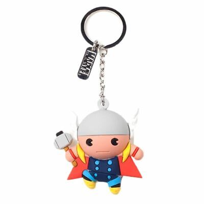 Marvel Thor Character Rubber Keyring Keychain - Avengers Collectable