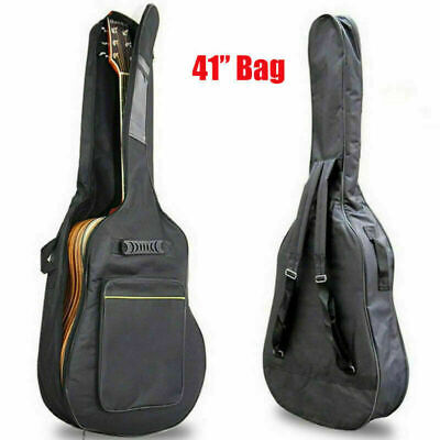 "41"" Padded Protective Classical Acoustic Guitar Back Bag Carry Case Holder"