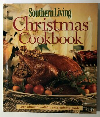 Cookbook 916 Southern Living Christmas Cookbook 2006, Turkey Desserts Breads