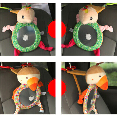 Baby Backseat Wide Mirror Car View Rear Facing Car Seat Toddler Safety Supply 6A