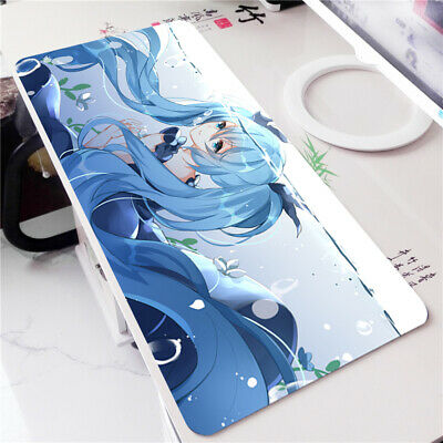 Vocaloid Hatsune Miku Anime Large Mouse Pad Mat 初音ミク Playmat Keyboard Mat Gift