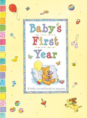 Baby`S First Year BOOK NEW