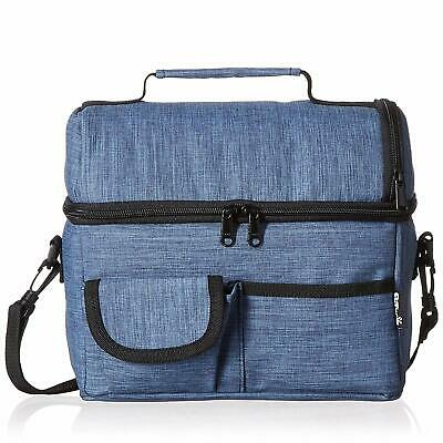 Bolso Nevera Térmica - 8L - Plegable, Ideal Para Viaje, Playa, Camping...