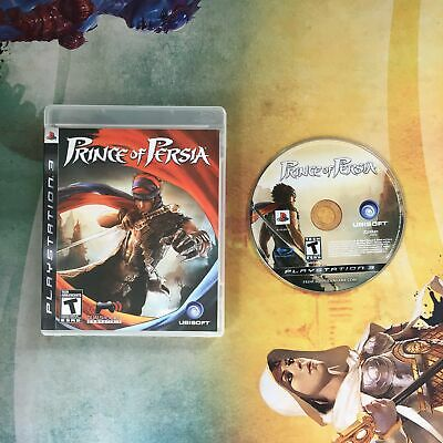 Prince of Persia • Sony PlayStation 3 PS3