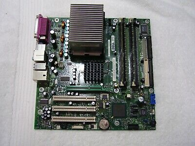 OEM Dell M2035 W2562 Motherboard w// Metal Tray for Dimension 8300