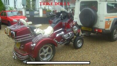 """MOTORCYCLE TRAILER """"TRIKE DOLLY 1"""" d"""