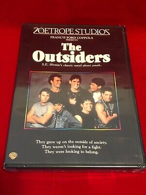 The Outsiders (DVD, 2008) Brand New Factory Sealed (430)