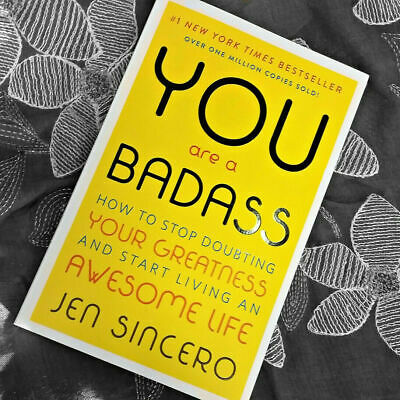 You Are a Badass : How to Stop Doubting Your Greatness PDF/eB00k + 1 Free eBook!
