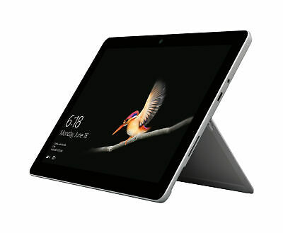 "Microsoft Surface Go 10"" 128GB Multi-Touch Wi-Fi Tablet - Silver"