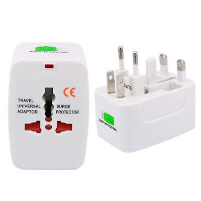 Travel International  Wall Charger  Universal Adapter without USB Port AC Power