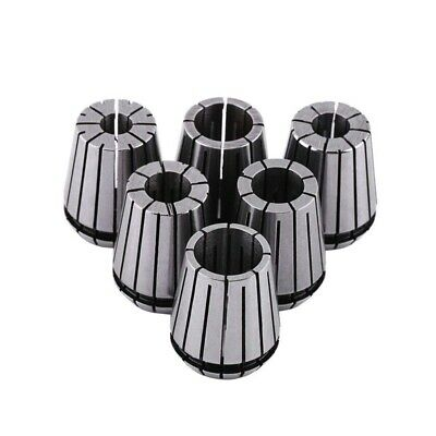 15X(6Pcs ER32 Spring Collet Set For CNC Workholding Engraving Machine And M 3C6)