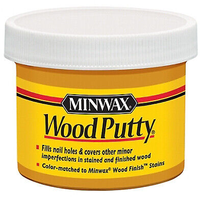 MINWAX COMPANY 3.75-oz. Maple Wood Putty 13612