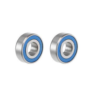 MR125-2RS Ball Bearing 5x12x4mm Double Sealed ABEC-3 Bearings 2pcs