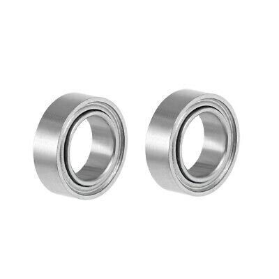 MR85ZZ Ball Bearing 5x8x2.5mm Double Shielded ABEC-3 Bearings 2pcs