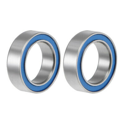MR128-2RS Ball Bearing 8x12x3.5mm Double Sealed ABEC-3 Bearings 2pcs