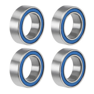MR85-2RS Ball Bearing 5x8x2.5mm Double Sealed ABEC-3 Bearings 4pcs