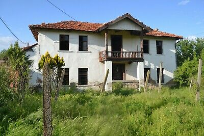 Beautiful Traditional Bulgarian House / Property - Close to Greek Border