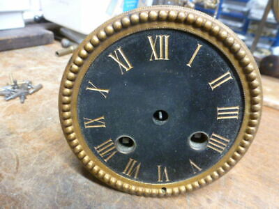 French mantel clock movement for spare parts