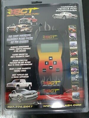 SCT PERFORMANCE SF3 Tuner 96-12 Ford Car/Truck 3015 - USED